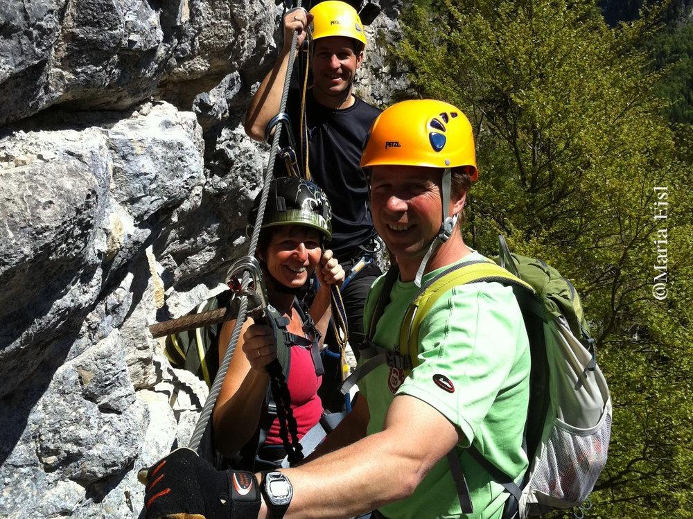 Postalm Klettersteig F Variante : Besten klettersteig bilder auf bergsteigen