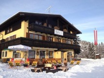 Almhaus Alpenrose Winter